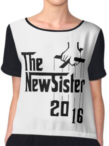 The New Sister 2016 Chiffon Top