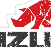 Suzuki Rhino Grey Sticker