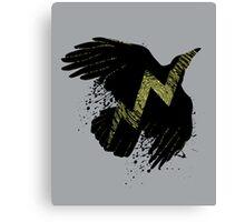 Thunder Bird Canvas Print