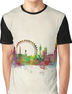 London Skyline Graphic T-Shirt