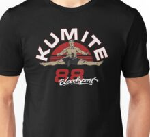 VAN DAMME - BLOODSPORT MOVIE Unisex T-Shirt