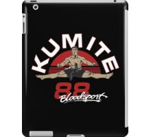 VAN DAMME - BLOODSPORT MOVIE iPad Case/Skin