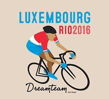 Olympics Luxembourg Cycling Unisex T-Shirt