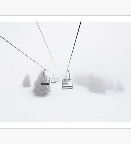 Winter Vibe Sticker