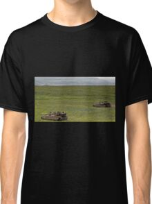 military exercise in Northern Israel   Classic T-Shirt
