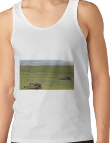 military exercise in Northern Israel   Tank Top