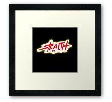Regular Show Stealth Co. Framed Print