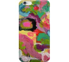 happy days are here again iPhone Case/Skin
