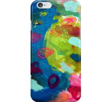 he sees through me iPhone Case/Skin
