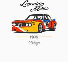 BMW 3.0 CSL art car from Alexander Calder (1975) Unisex T-Shirt