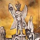 Sanctum Sanctorum ( A Domum Modum Multum ) by John Dicandia ( JinnDoW )