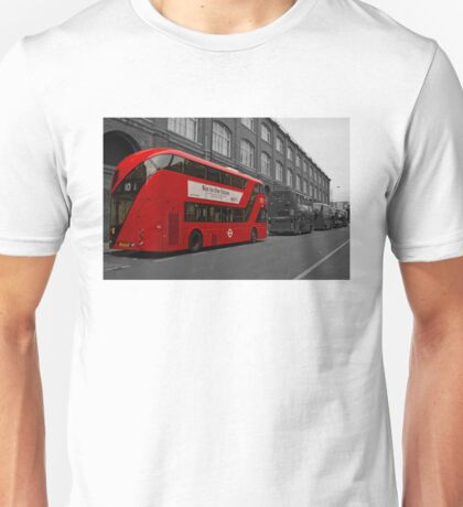 Bus to the future Unisex T-Shirt