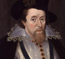 King James VI & I of Scotland and England by PattyG4Life