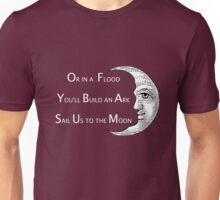 Sail to the Moon Unisex T-Shirt