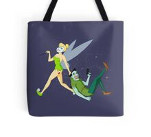 Tinker Bell Quinzel - Pillow and Tote Tote Bag