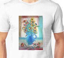 Flores ojos por Diego Manuel Unisex T-Shirt