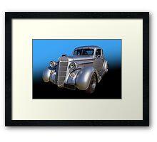 Chrysler Coupe Framed Print