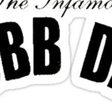 Mobb Deep Sticker