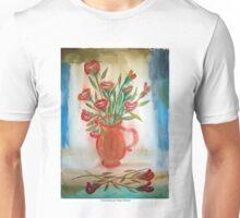 Flores bocas por Diego Manuel Unisex T-Shirt