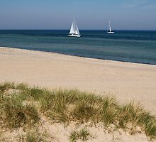Calm Baltic Sea by JonnisArt