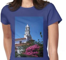 Todos Santos Church Is Striking Womens Fitted T-Shirt