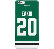 Dallas Stars Cody Eakin Jersey Back Phone Case iPhone Case/Skin