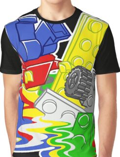 Toy Melt Graphic T-Shirt