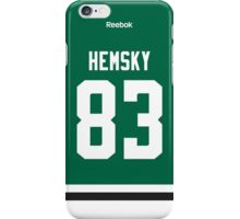 Dallas Stars Ales Hemsky Jersey Back Phone Case iPhone Case/Skin