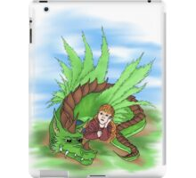 Snort and Wobbles Extra iPad Case/Skin