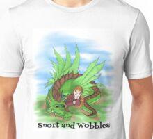 Snort and Wobbles Unisex T-Shirt