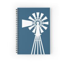 African Breeze  Spiral Notebook