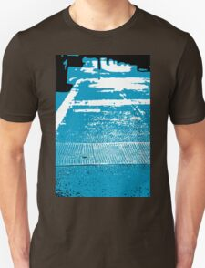 Abstract Pavement Unisex T-Shirt