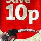 Save 10p by Aaran Bosansko