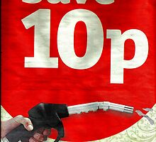 Save 10p by Aaran Bosansko