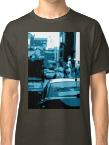 Busy Street Scene Classic T-Shirt
