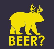 BEER? BEAR? Unisex T-Shirt