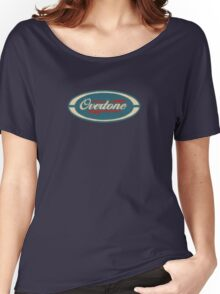 Vintage Oval Overtone Women's Relaxed Fit T-Shirt