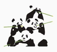 Pandas Kids Clothes