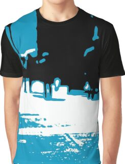 Abstract Crowds Graphic T-Shirt