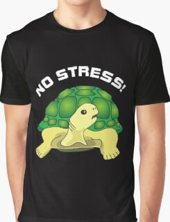 No Stress Graphic T-Shirt