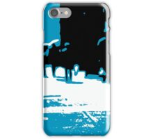 Abstract Crowds iPhone Case/Skin