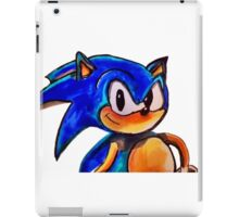 SONIC THE HEDGEHOG!! iPad Case/Skin