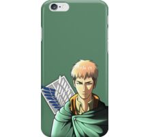 Jean Kirschstein Phone Case iPhone Case/Skin