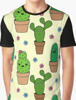 Cute cactus Graphic T-Shirt