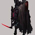 Grim Reaper II Robotics by cobaltplasma