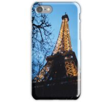 La Tour De Eiffel iPhone Case/Skin