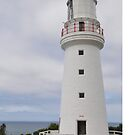 Original Cape Otway Lighthouse by Catherine C.  Turner
