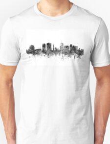 Christchurch New Zealand Skyline Unisex T-Shirt