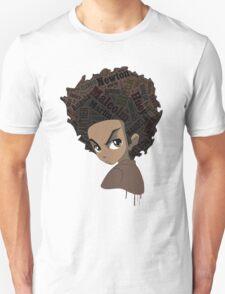 Huey Freeman - Black Power T-Shirt