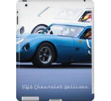 1964 Chevrolet Kellison II iPad Case/Skin